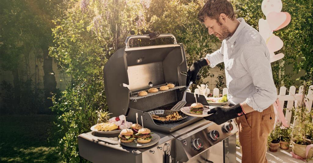 Entretenir son barbecue Weber