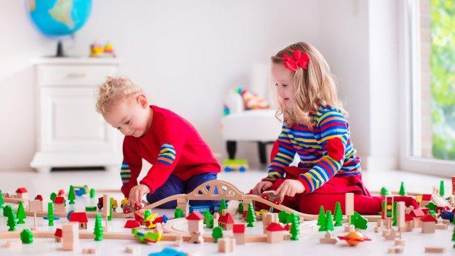 Entretenir les jouets des enfants